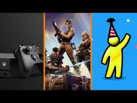 Xbox One X SECRETS + Epic DEFENDS Battle Royale + RIP AIM - The Know