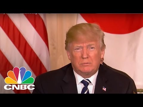 President Donald Trump Confirms Pompeo Met With Supreme Leader of North Korea Kim Jong Un | CNBC