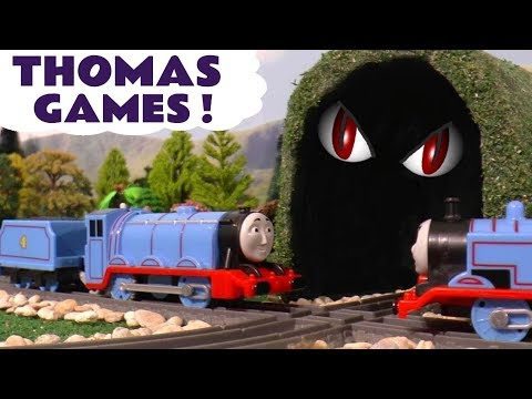 Thomas And Friends Games With Toy Trains For Kids & Children Funny Tom Moss Toy Stories TT4U