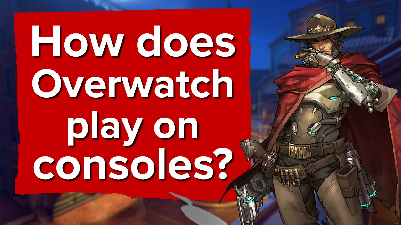 Overwatch to offer 60fps gameplay on PS4, Xbox One with