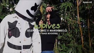 [3D+BASS BOOSTED] SELENA GOMEZ, MARSHMELLO - WOLVES | hymn.AE