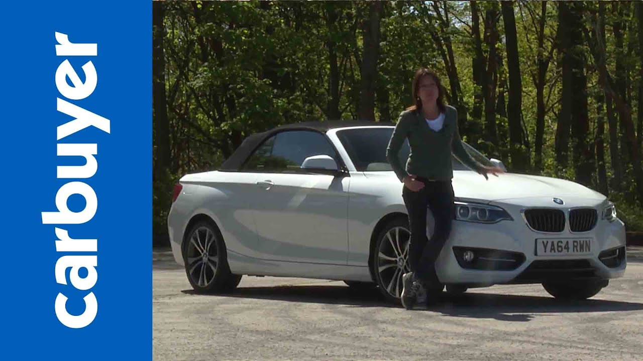 Bmw 2 series convertible carbuyer