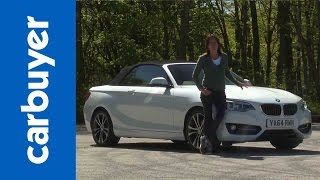 BMW 2 Series convertible - Carbuyer