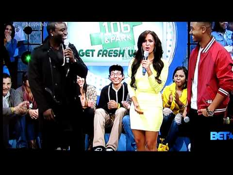 Akon Hitting On Rocsi Flirting With Rocsi Diaz Lol