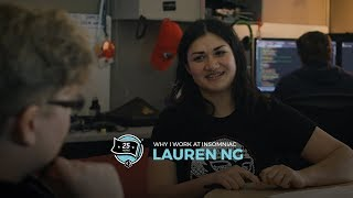 Why I Work at Insomniac: Lauren Ng