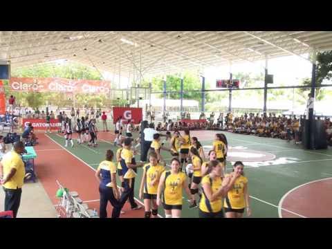 LIA 0  vs  2 CIG (Girls) - 2017 AASCA Volleyball Tournament at LIA  (April 20, 12:30 pm)