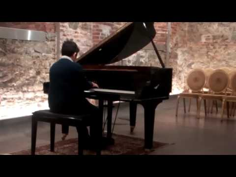 Hommage a Chopin, Ed. Grieg, op. 73, n.5. Amazing. Gold award goes to 11yr old Hercules.