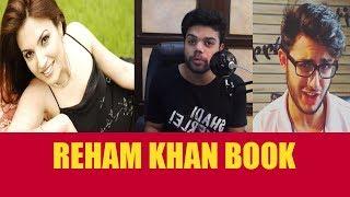 Reham Khan Book On Imran Khan Roasted in ducky bhai & Carryminati way
