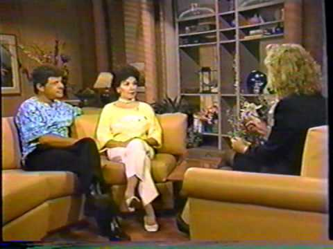 Annette Funicello And Frankie Avalon Good Morning America 1990