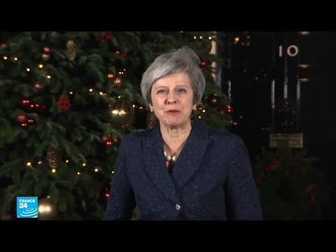 بريكسيت: رئيسة الوزراء البريطانية تيريزا ماي تتخطى محنة حجب الثقة  - نشر قبل 46 دقيقة