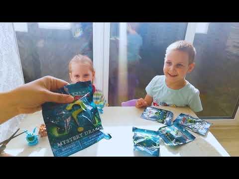 Как приручить ДРАКОНА 3/ ОБЗОР/РАСПАКОВКА/ Видео для детей/ДРАКОНЫ