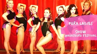 Pura Ladies by Melitta Siomos - Augsburg Salsa festival 2018