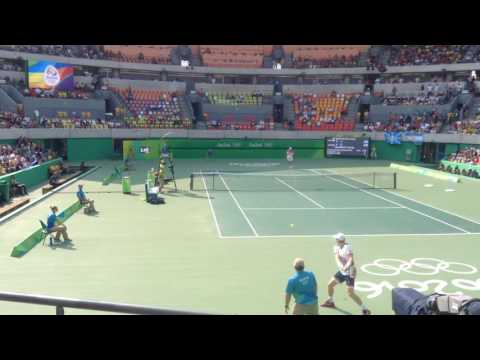 Andy Murray Vs Juan Monaco Match Point
