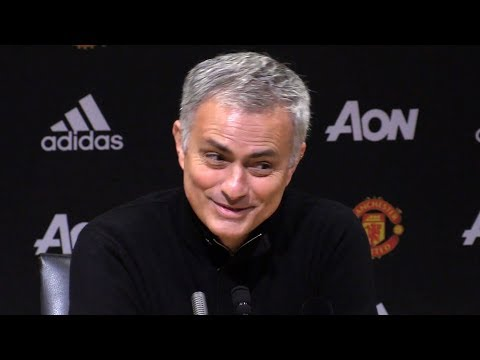 Manchester United 2-2 Burnley - Jose Mourinho Post Match Press Conference - Premier League #MUNBUR