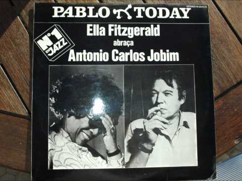 Ella Fitzgerald abraça Antonio Carlos Jobim (side 1)