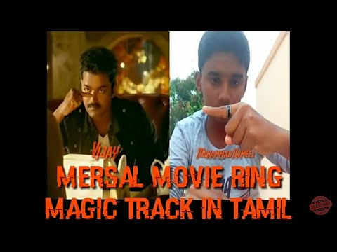 Mersal Movie Ring Magic Track in Tamil