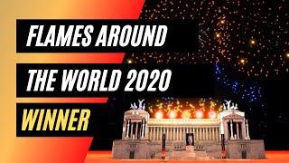 FWsim | Flames Around the World | Lorenzo Scampoli - Italy
