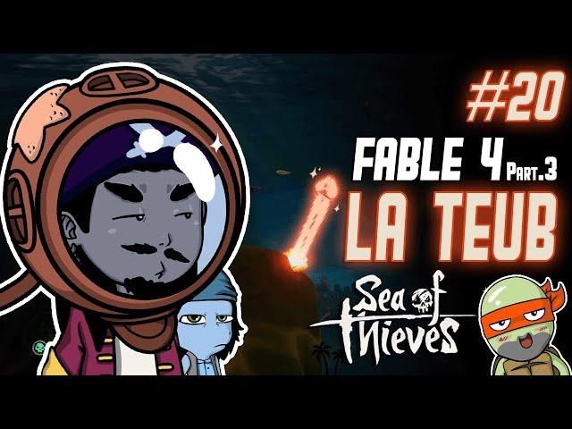 La TEUB de Cristal - Sea Of Thieves FR
