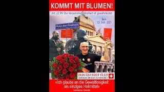 Teil 1 - Kommt mit Blumen 🌷nach Bern