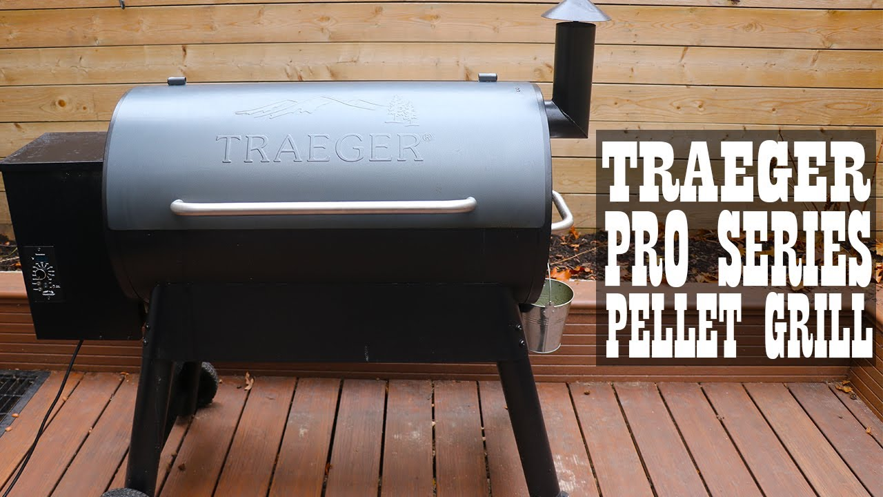 Gear Review: Traeger Pro Series 34 Pellet Grill