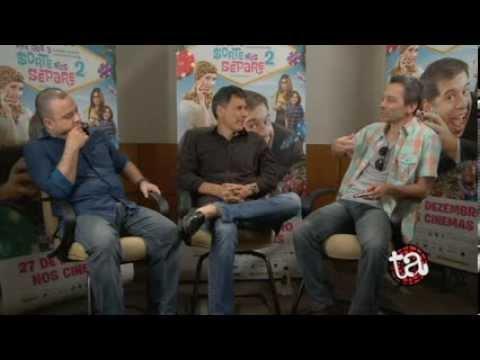 Entrevista - Até Que a Sorte Nos Separe - Paulo Cursino e Roberto Santucci