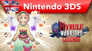 Hyrule Warriors: Legends - My Fairy Trailer (Nintendo 3DS)