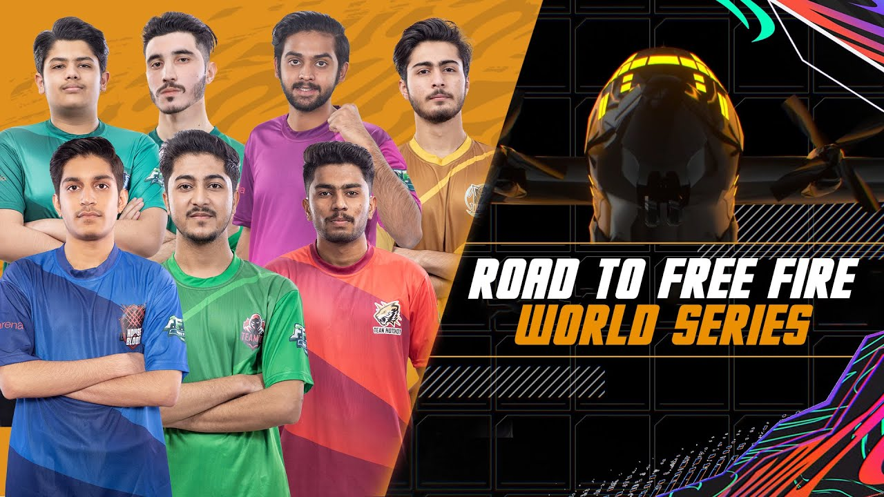 Which team will get the World Series Slot from Pakistan? | Free Fire Pakistan League 2021