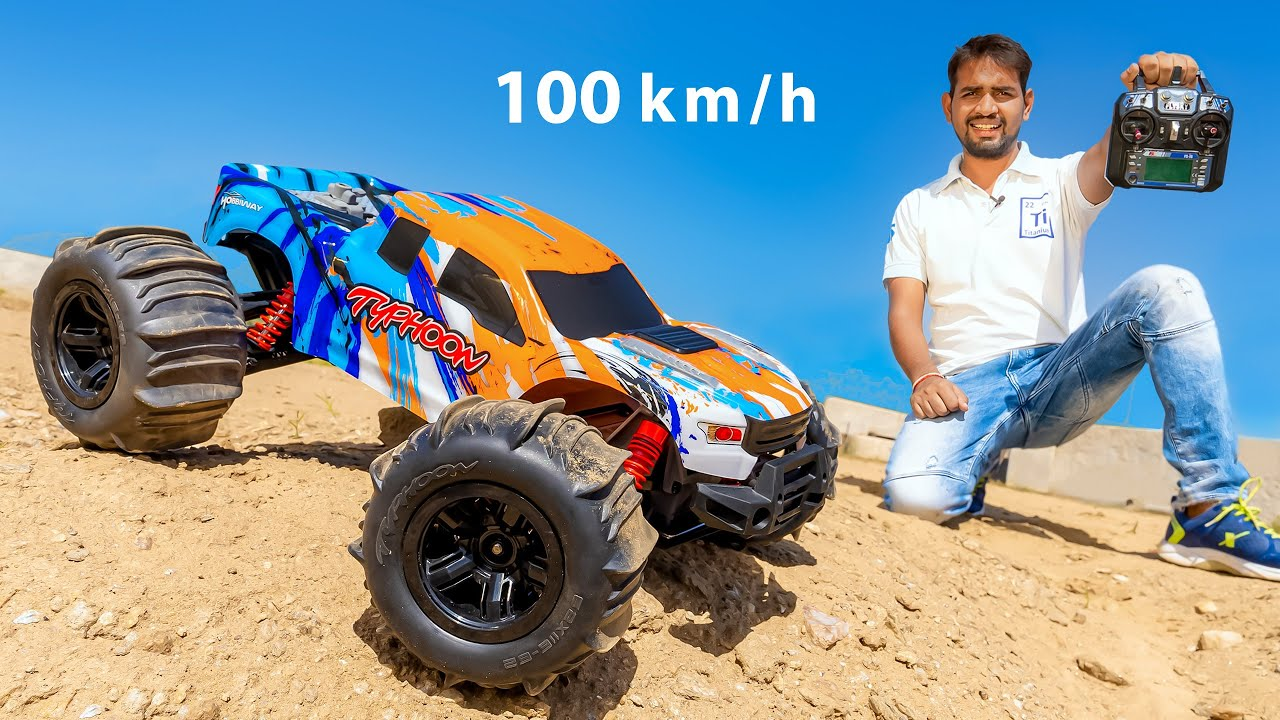 Download Real Rc Monster Truck - 100 km/h High Speed