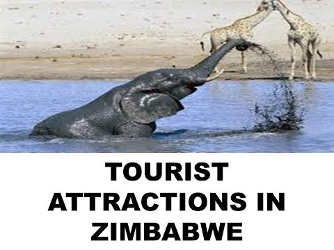 Tourist Attractions in Zimbabwe