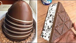 創意蛋糕, 簡單的巧克力蛋糕裝飾教程   巧克力蛋糕食譜打動你的朋友   Top Yummy 中国