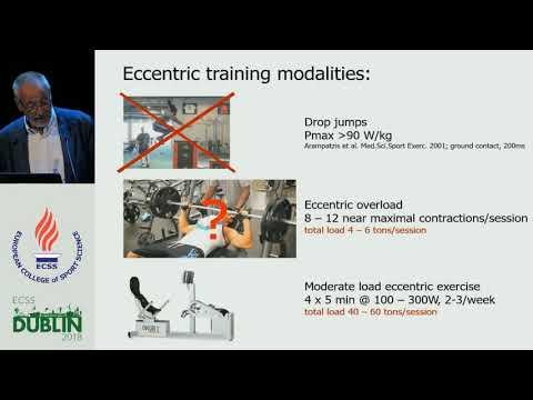 Eccentric exercise in maximizing patient rehabilitation