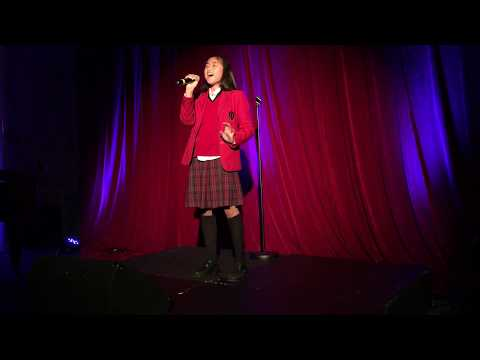 """Abigail Adriano Performs """"Don't Cry Out Loud"""" (Melissa Manchester)"""