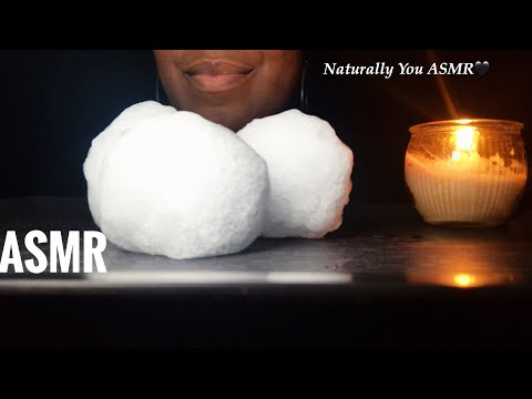 """asmr-shaved-ice-""""texture""""-snowballs*-ice-eating-sounds*-no-talking-#relaxing-🖤"""