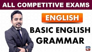 Basic English Grammar | English | All Competitive Exams 2018
