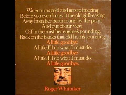 Roger Whittaker - Don't let 'em change (1976)