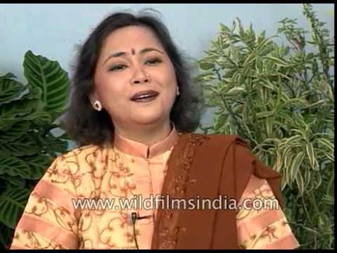 Hai Na Bolo Bolo singer Poornima Shrestha in early 90s TV show