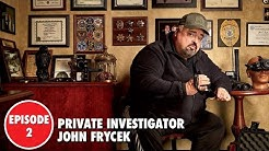 The Susan Rowlen Podcast #2 - John Frycek