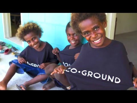 Message from Sara Primary School, Vanuatu - Co-Ground SOUL-cial