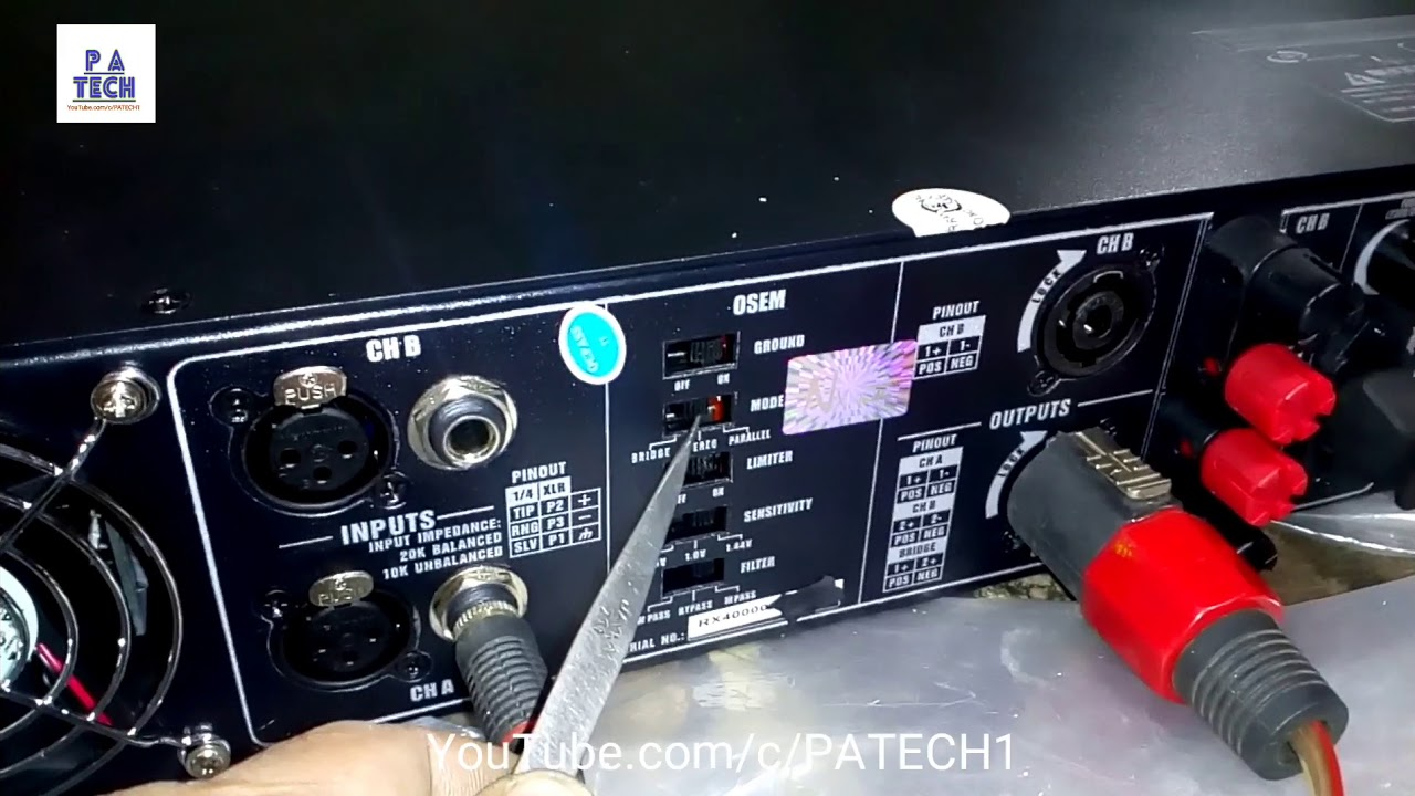 Proton NX Audio RX4000