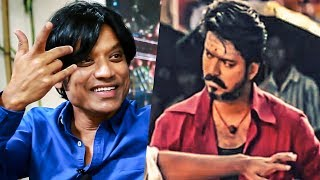 MERSAL EXCLUSIVE: SJ Suryah About Thalapathy Vijay & Mersal Shooting Spot Incidents | US 77