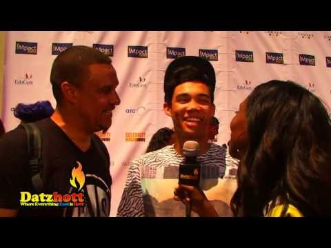 Actors Roy and Roshon Fegan on Upcoming Projects