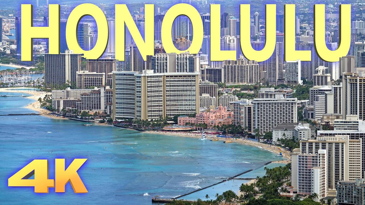 hawaii honolulu - Image
