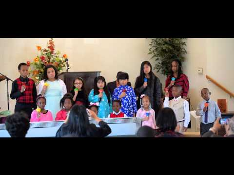 Katy Adventist Christian School Bells performance