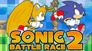 Sonic 2: Battle Race - Walkthrough