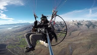 50 Miles Or Bust - Paramotor, Ultimate Personal Flying Machine