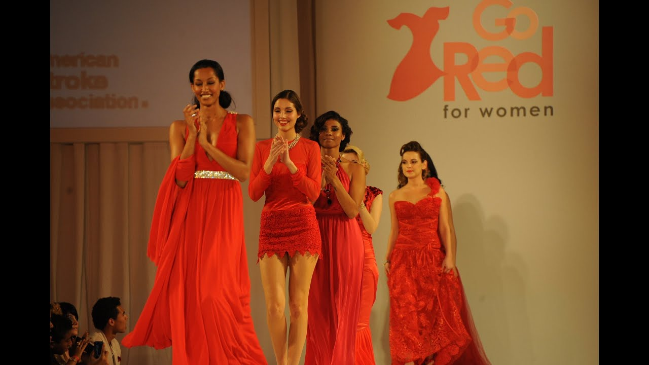 Style Fashion Week F W 2013 Go Red For Women Fashion Show