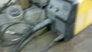 видео Проволочный сварочный аппарат