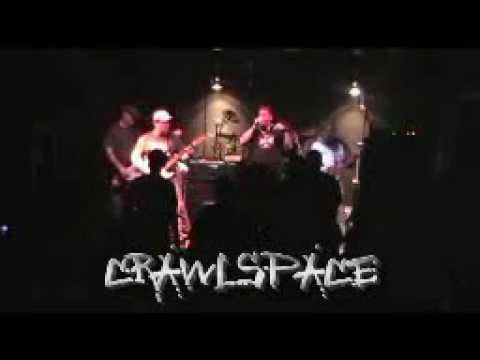 Crawlspace Live at Jakes Bar in 2007