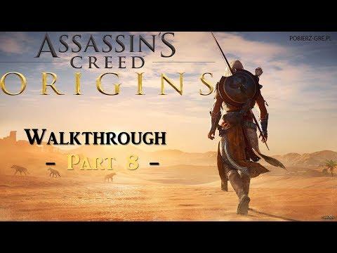 Assassin's Creed: Origins Walkthrough Part 8: Alexandria Papyrus'