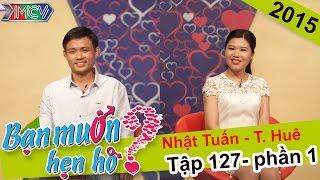 Chàng trai yêu ngay vì giọng hát cô gái quá ngọt ngào | Nhật Tuấn - Nguyễn T.Huê | BMHH 127